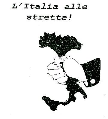 Italia alle strette